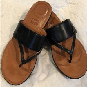 Fitflops black strapless TTS